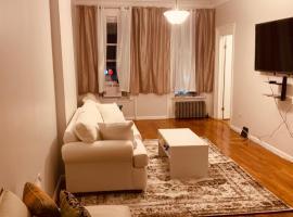 2 BR CLASSY BROOKLYN APT-10 mins from BARCLAYS CENTER!, apartment in Brooklyn