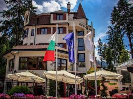 Hotel Alpin, hotel in Borovets