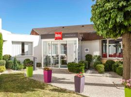 ibis Chartres Ouest Luce, hotel in Chartres