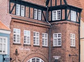 Hotel Faaborg, отель в городе Фоборг