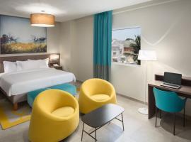 Adagio Aparthotel Jeddah Malik Road, hotel in Jeddah