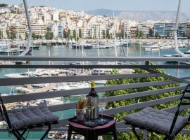 Piraeus Seaview Elegant Apartments, apartment in Piraeus