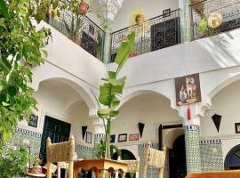 Riad Sijane, hostel in Marrakesh