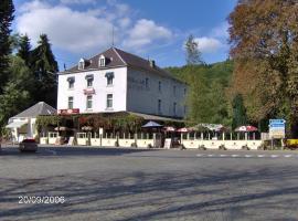 Hotel Cobut, hotel near Anseremme, Falaën