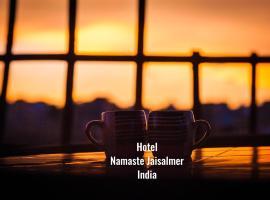Hotel Namaste Jaisalmer, pet-friendly hotel in Jaisalmer
