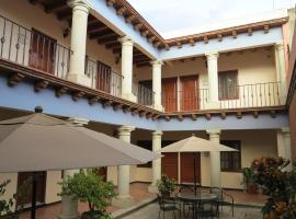HOTEL FERRI, hotel in Oaxaca City