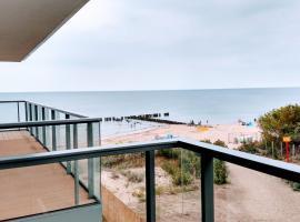 SUNRISE 20 apartment z widokiem na morze Gardenia Dziwnów, hotel in Dziwnów
