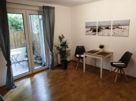 Apartment zum Relaxen - ruhig und doch zentral, Budget-Hotel in Hannover