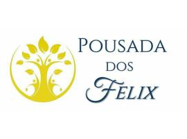 Pousada dos Félix, homestay in São Gabriel