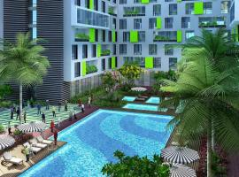 Holiday Republic Saigon Airport, hotel near Giac Lam Pagoda, Ho Chi Minh City