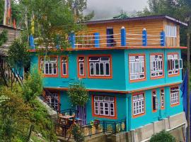 Hotel Green Tara, hotel in Lachung