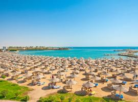 Sunrise Garden Beach Resort, resort in Hurghada