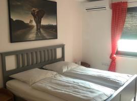 Wohnen auf Zeit, self catering accommodation in Duisburg
