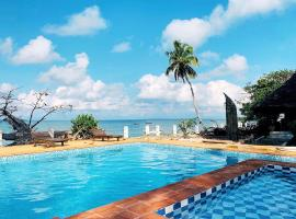 Menai Bay Beach Bungalows, hotel en Zanzíbar