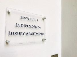 Indipendenza Luxury Apartments, apartment in Bologna