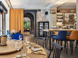 The Modernist Hotel, отель в Триесте