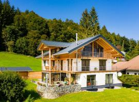 Landhaus Panorama, country house in Oberstdorf