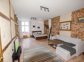 Apartament Gra - Gothic House, hotel near Old Town Hall, Toruń