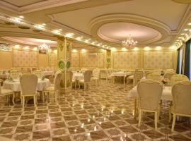Firuze Hotel & Restaurant, hotel em Sheki