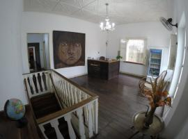 Aldeia Hostel, self catering accommodation in Manaus