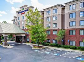 SpringHill Suites Atlanta Buford/Mall of Georgia, hotel in Buford