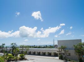 HIYAGUN Lanai Resort Okinawa、沖縄市のホテル