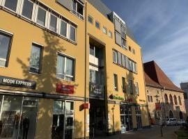Markthotel Jena City, Hotel in der Nähe von: Burg Saaleck, Jena