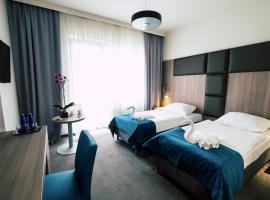 Hotel Delicjusz – hotel w mieście Trzebaw