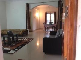 Cnssk service apartments, pet-friendly hotel in Mysore