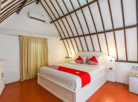 OYO 1544 Ozzy Cottage & Bungalow, hotel in Gili Trawangan