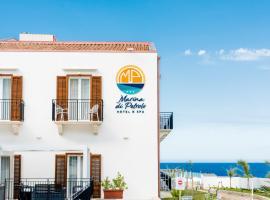 Marina di Petrolo Hotel & SPA, hótel í Castellammare del Golfo