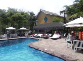 Flats Ilhabela Linda, hotel in Ilhabela