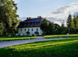Folwark Hutta, homestay in Suwałki