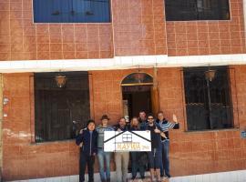Maywa Inn, hotel near Central Market, Puno