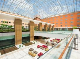 Plaza Caserta, accessible hotel in Caserta
