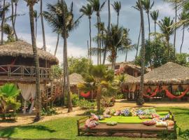 Vila Kalango, hotel with pools in Jericoacoara