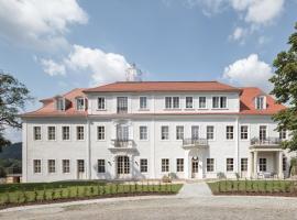 Schloss Prossen, apartment in Bad Schandau