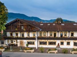 Erlebnislandgasthof Hotel Neiderhell, hotel in Kleinholzhausen