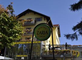 Hotel Zarja, hotel in Hočko Pohorje
