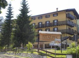 Hotel des Alpes, hotel a Folgaria