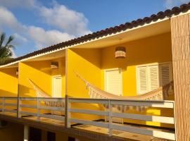 Flor Amarela, pet-friendly hotel in São Miguel dos Milagres