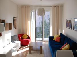 SWING, apartment in Szczecin