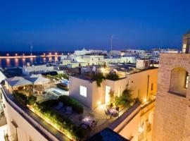 Hotel Palazzo Papaleo, hotel a Otranto