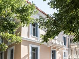 Monsieur Didot, apartament a Atenes