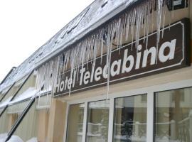 Hotel Telecabina, hotel cerca de Loma Dilar Ski Lift, Sierra Nevada