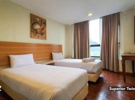 SCC Hotel, hotel near Federal Territory Mosque, Kuala Lumpur