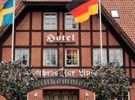Hotel Gasthaus zur Linde, hotel in Seevetal