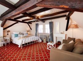 Historisches Gästehaus Au Faucon, homestay in Wissembourg
