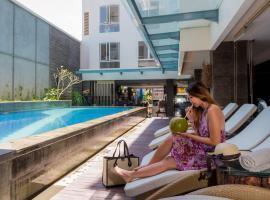 Solaris Hotel Kuta, hotel near Ngurah Rai International Airport - DPS, Kuta