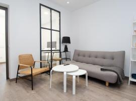 APARTAMENTOS VIVE MADRID - Casa Duque, hotel en Madrid